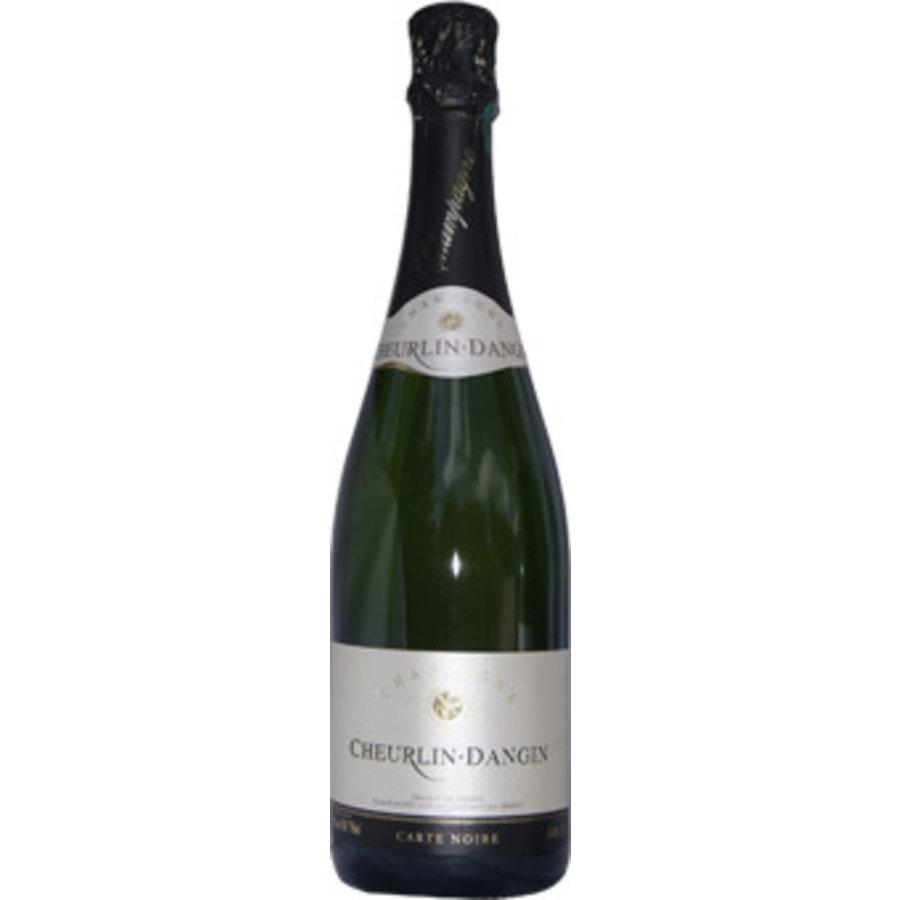 Champagne Cheurlin Dangin Carte Noir Brut 75 cl.
