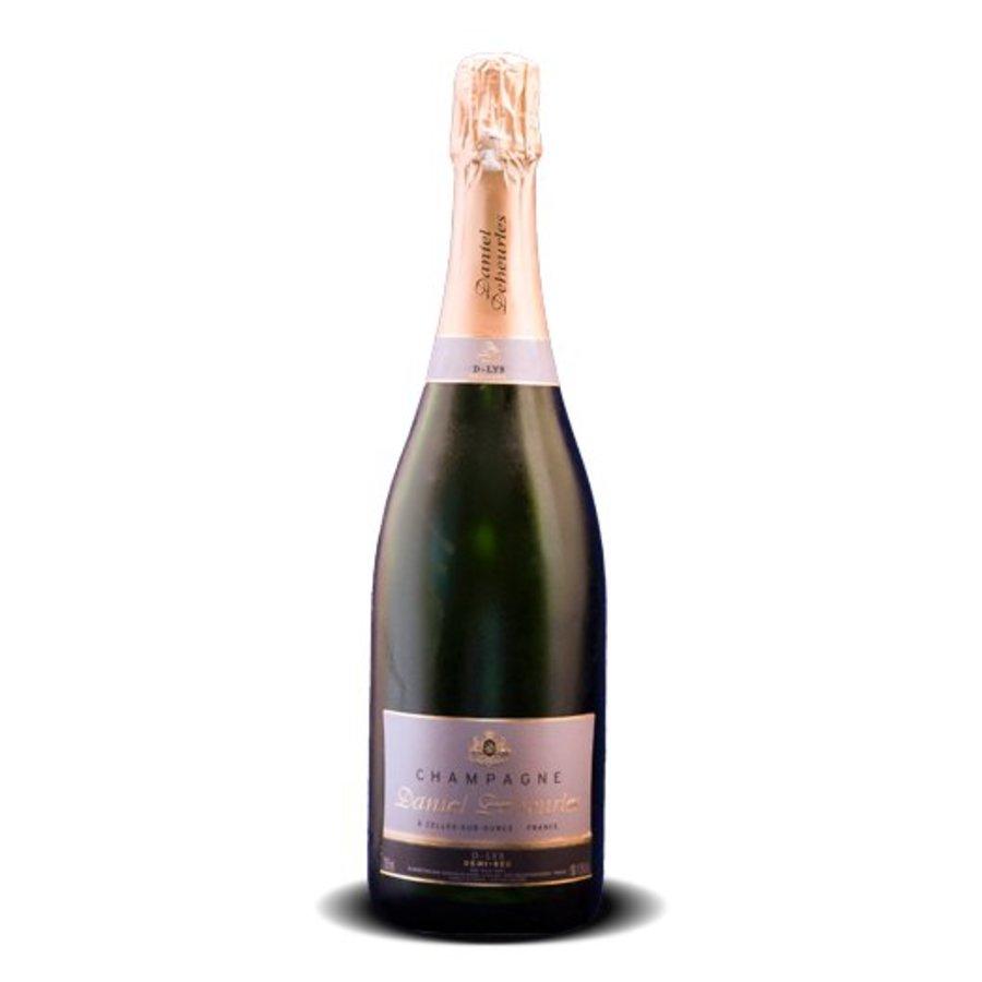 Champagne Daniel Deheurles Réserve Demi-sec 75cl