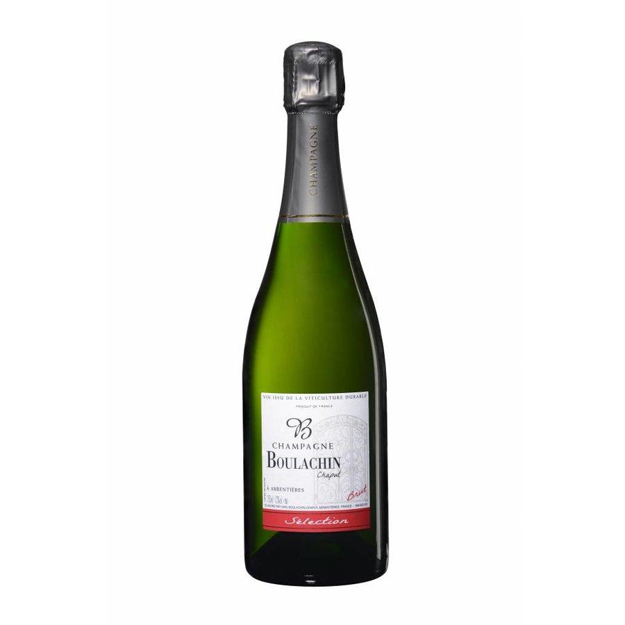 Champagne Boulanchin Chaput Brut Selection