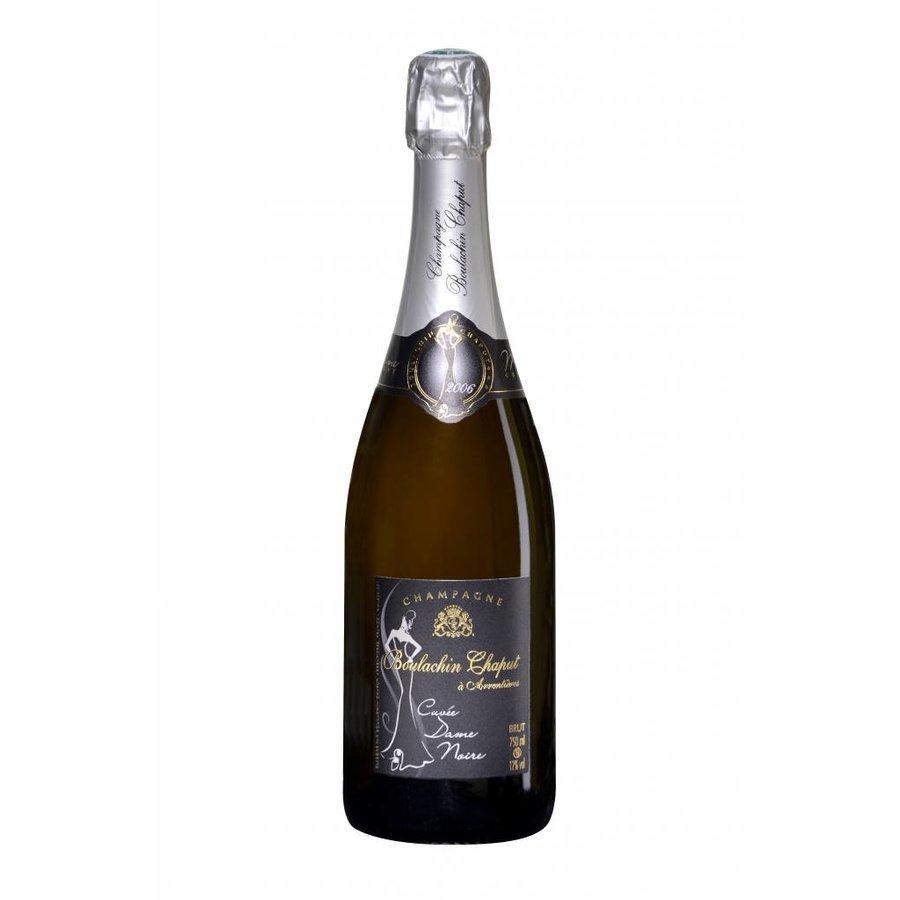 Champagne Boulachin Chaput Dame Noir 75cl