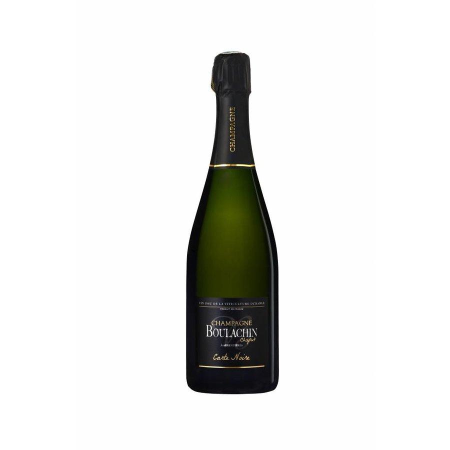 Champagne Boulachin Prestige Carte Noir 75cl