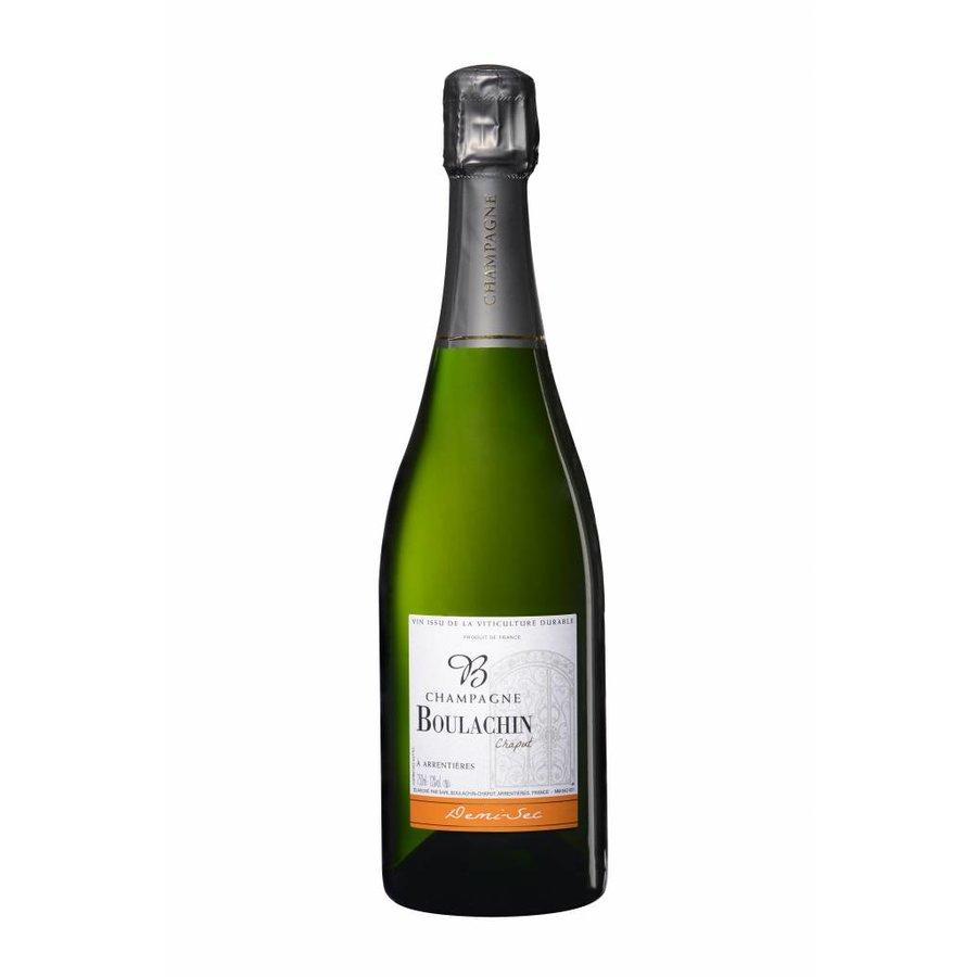 Champagne Boulachin Chaput Demi-sec 75cl