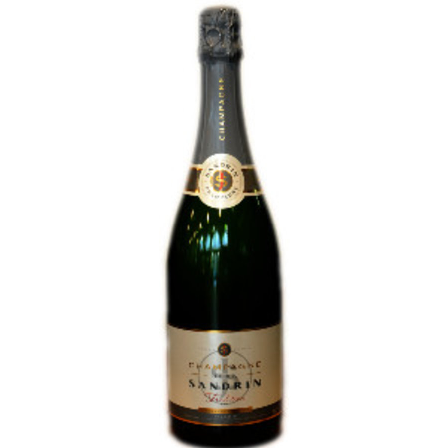 Champagne Jean Sandrin Tradition Brut 75cl