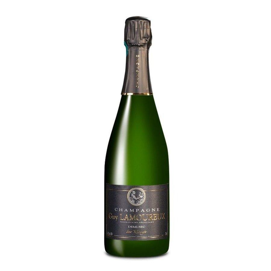 Champagne Guy Lamoureux Tradition Demi-sec 75cl