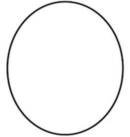 Ovalen snit