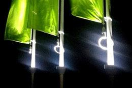 Vlaggenmast verlichting