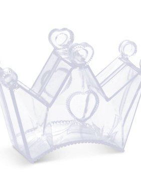 Jollyjoy CLEAR ACRYLIC CROWN