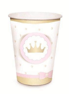 Jollyjoy 6 PRINCESS KINGDOM PAPER CUPS