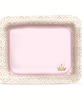 Jollyjoy PRINCESS KINGDOM LAMINATED TRAY