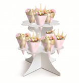 Jollyjoy PRINCESS KINGDOM MINI PARTY CONES