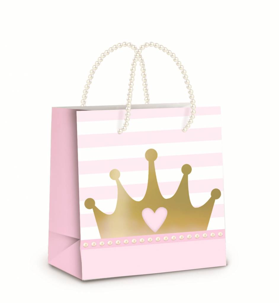 Jollyjoy 10 PRINCESS KINGDOM LAMINATED BAG