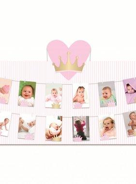 Jollyjoy PRINCESS KINGDOM PHOTO BOARD