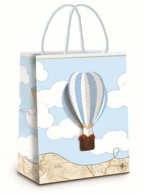 Jollyjoy EXPLORER LAMINATED BAG WITH 3D EMBELLISHMENT
