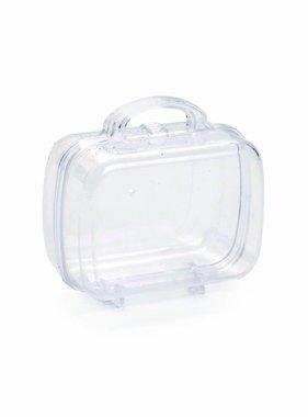 Jollyjoy SMALL TRAVEL BAG – CLEAR