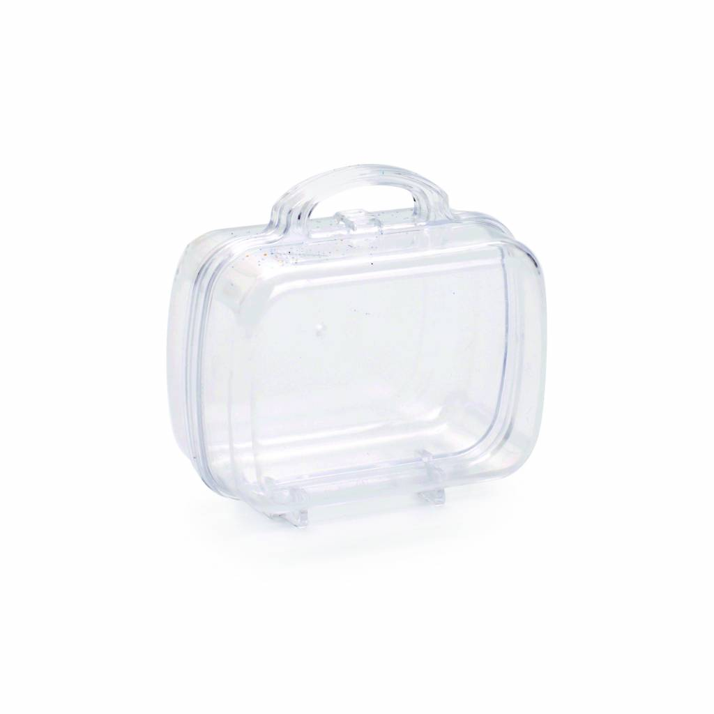 Jollyjoy SMALL TRAVEL BAG – CLEAR