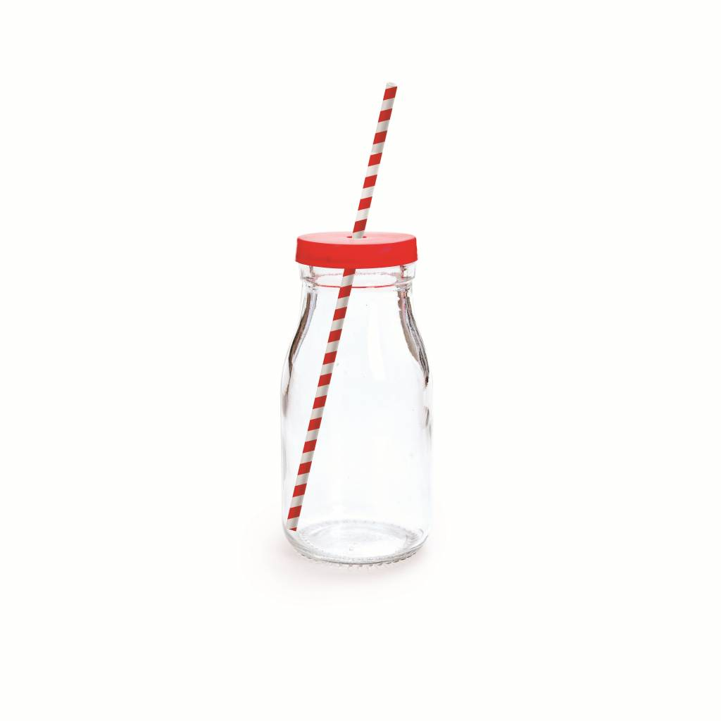 Jollyjoy RED LID MILK BOTTLE