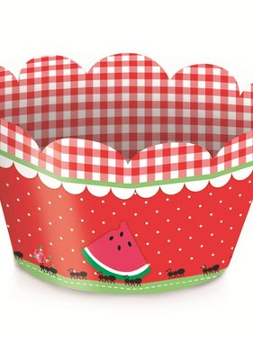 Jollyjoy WRAPS EN PICKS VOOR CUPCAKE PICKNICK