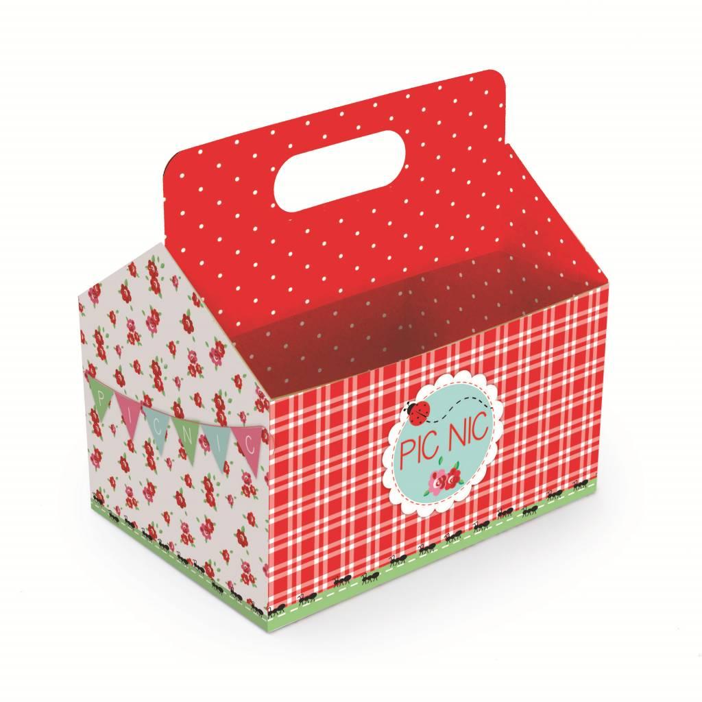 Jollyjoy PICNIC BASKET BOX