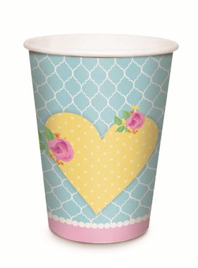 Jollyjoy GIRLS TEA PAPER CUPS