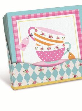 Jollyjoy GIRLS TEA NAPKINS