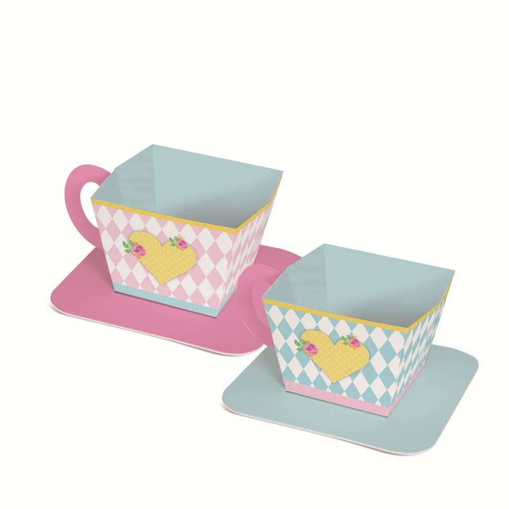 Jollyjoy GIRLS TEA TEACUP