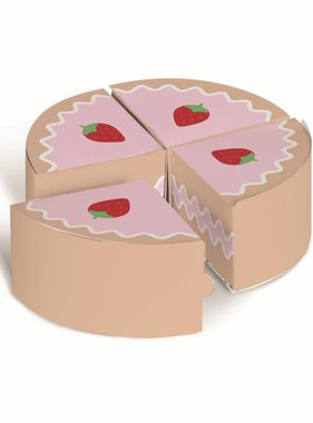Jollyjoy GIRLS TEA CAKE BOX