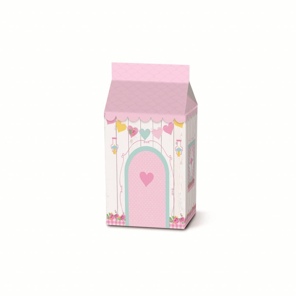 Jollyjoy GIRLS TEA MILK BOX