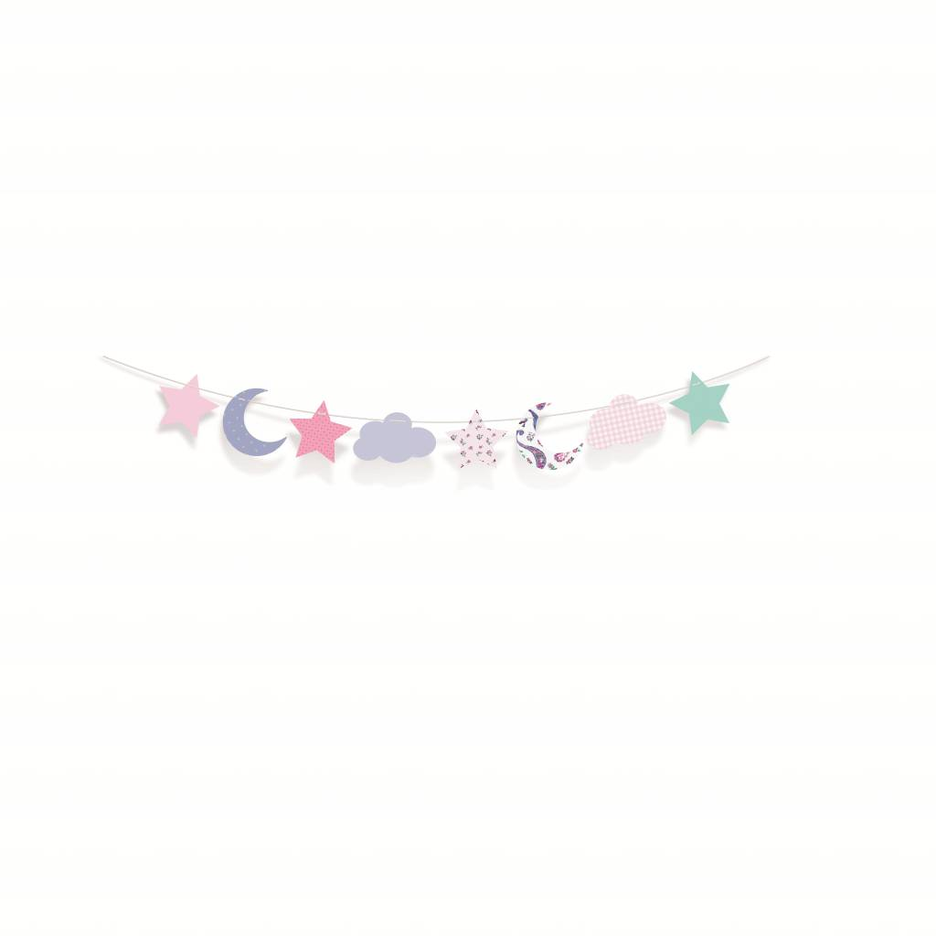 Jollyjoy DREAM PARTY DECORATIVE BANNER