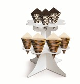 Jollyjoy SAFARI MINI PARTY CONES