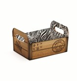 Jollyjoy SAFARI WALL CARDBOARD BOX