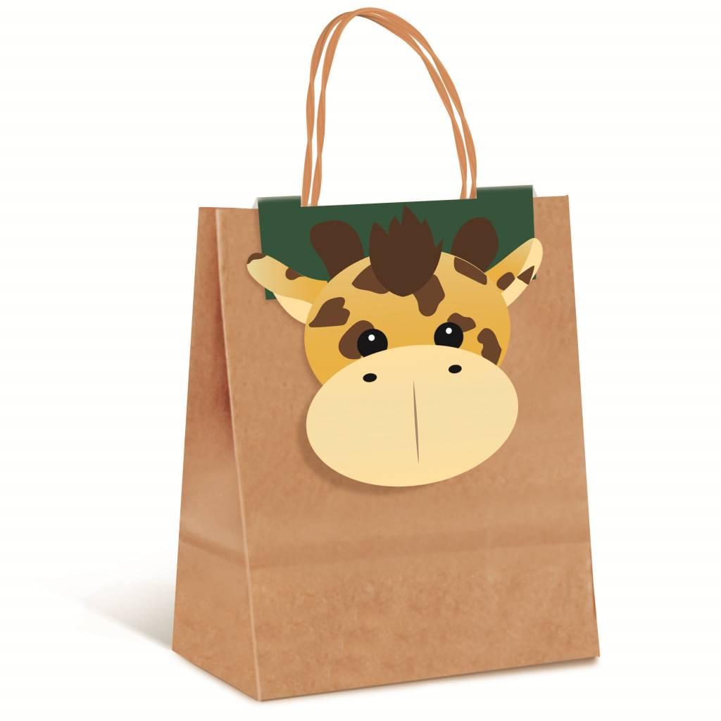 Jollyjoy SAFARI PAPER BAGS W/ CLOSING