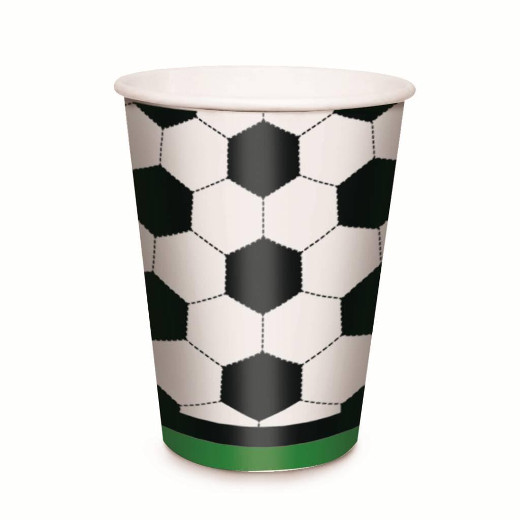 Jollyjoy FOOTBALL PAPER CUPS