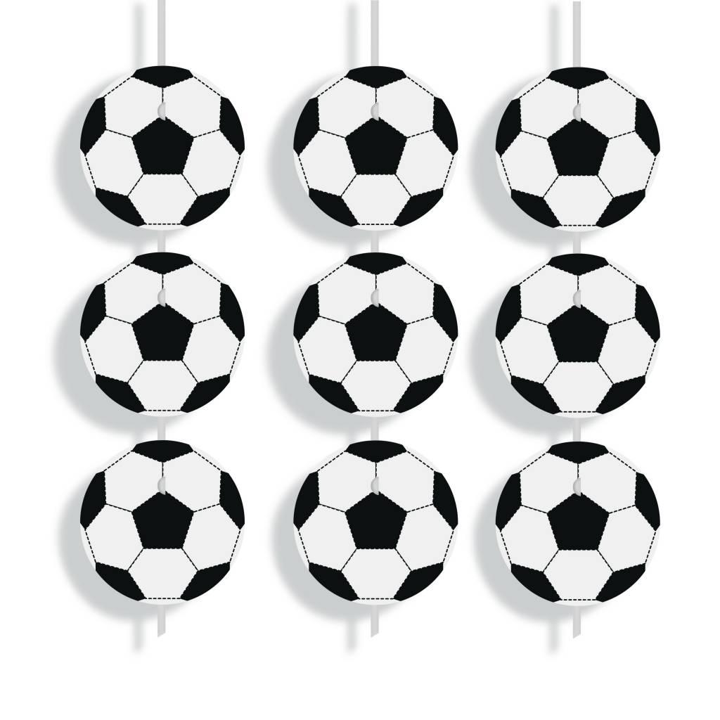 Jollyjoy FOOTBALL DECORATIVE CURTAIN