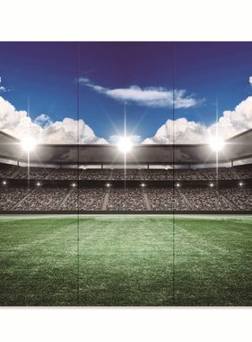 Jollyjoy GIANT FOOTBALL STADIUM 6-PIECE PANEL