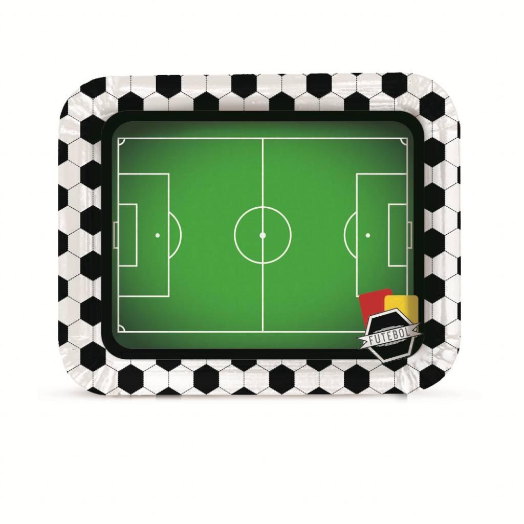 Jollyjoy FOOTBALL LAMINATED TRAY
