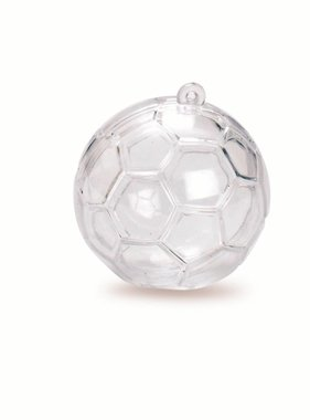 Jollyjoy CLEAR FOOTBALL BALL