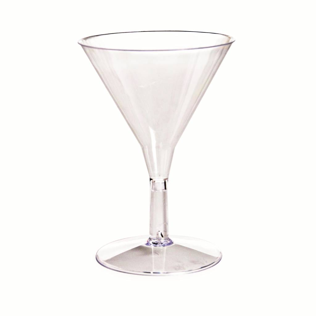 Jollyjoy MARTINI CANDY GLASSES