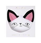 Meri Meri CAT EARS HAIR CLIPS