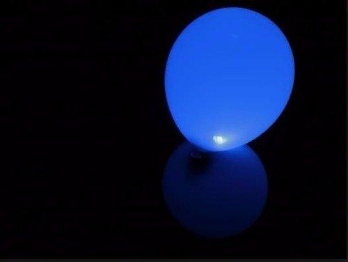 Jollyjoy BLUE LED BALLOONS