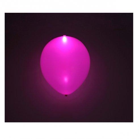 Jollyjoy PINK LED BALLOONS