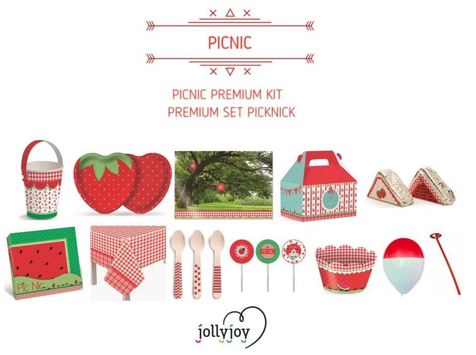 Jollyjoy PREMIUM SET PICKNICK