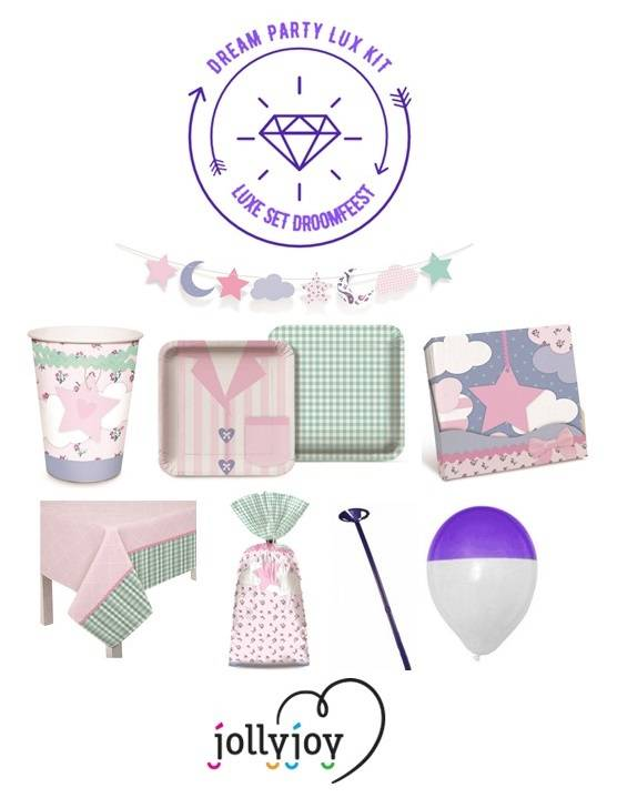Jollyjoy DREAM PARTY LUX KIT