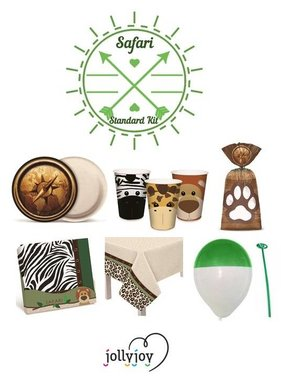Jollyjoy SAFARI STANDARD KIT