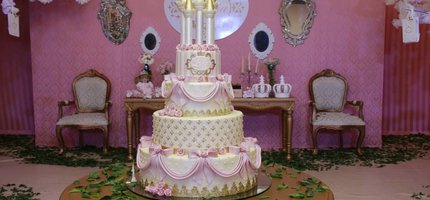 Prinsessenfeest - Letícia, een jaar