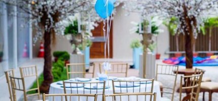 BABY SHOWER – STALK