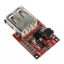 DC-DC boost module naar USB 5V