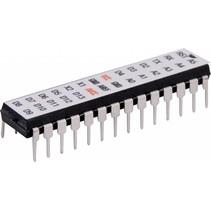 ATMEGA328 Microcontroller met Arduini UNO bootloader