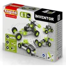 Inventor 4 modellen auto's