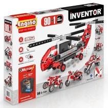 Inventor 90 gemotoriseerde modellen