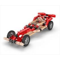 ECO gemotoriseerde Racewagens